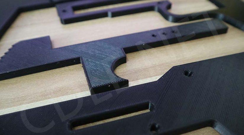 制作3D打印皮筋枪