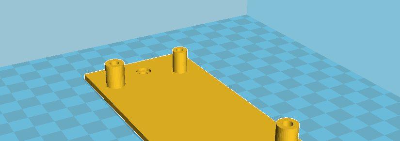 利用3D打印机修复生活用品